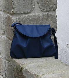 remix / taška Astrid modrá