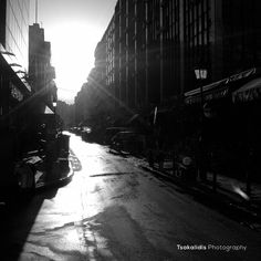 25: City Black & White