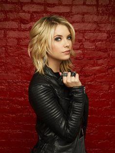 PRETTY LITTLE LIARS - Ashley Benson stars as Hanna Marin on ABC Family's 'Pretty Little Liars.' (ABC FAMILY/ANDREW ECCLES)