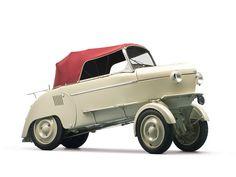 1951 Reyonnah Microcar