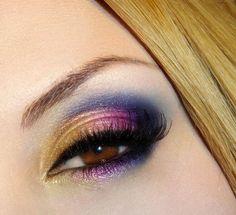 #eyes Makeup