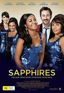 The Sapphires  Great story, great music and some great actors