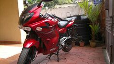 Bajaj Pulsar 220 modifications, alteration