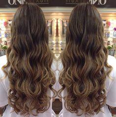 Impressionante! Ombre com Nuances. (Siga @ elton.rodriguez on Instagram) Long Hair Styles, Beauty, Instagram, Awesome, Long Hairstyle, Long Haircuts, Long Hair Cuts, Beauty Illustration, Long Hairstyles