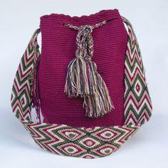 Bolso Wayuu en www.moflys,com