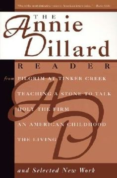 "short essays by annie dillard In her short story ""the chase,"" annie dillard effectively applies rhetorical devices to advance her theme of never give up on what you are doing, no matter how hard it gets or how impossible the task at hand feels and always give you're all."