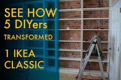 See How 5 Diyers Transformed One Ikea Classic
