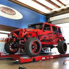 The Lobo Jeep