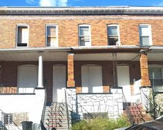 Property Address: 5316 and 5314 Maple Avenue, Baltimore, MD 21215 Property Owner (5316): Israel Cason, 5304 Norwood Avenue, Baltimore, MD 21207 Property Owner (5314): Tony Shaw, 3120 Gwynns Falls ...