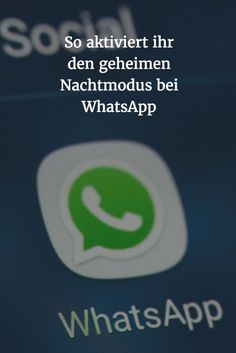 WhatsApp hat einen versteckten Nachtmodus Almost nobody knows this feature: Without much notice, some time ago, iPhone users were given a new feature that improves their photo and video quality in bad light. TECHBOOK shows where you can find them. Iphone Hacks, Smartphone Hacks, Computer Headphones, Gaming Computer, Iphone 7 Plus, Make Money Photography, Whatsapp Marketing, Good To Know, Helpful Hints