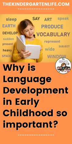 Language development for early childhood is essential to academic success. Building vocabulary with Receptive and Expressive Language Disorders makes learning hard and frustrating. Learn what Expressive and Receptive Language Disorders are and how to help children that struggle with these learning disabilities. Learn about using receptive language disorder strategies and expressive language disorder treatments to support building vocabulary in the classroom and at home. Kindergarten Reading Activities, Kindergarten Rocks, Literacy Games, Reading Resources, Receptive Language, Speech And Language, Early Education, Special Education, Expressive Language Disorder