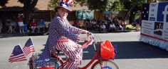This year on the Fourth of July -- just three days before he turned 99 -- Grandpa donned an Uncle Sam outfit created by my late aunt Susie, hopped on a tricycle my mom decorated with red, white and blue streamers, and rode in the Claremont parade.