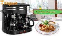 US $580.00 Free shipping new American Italian household drip type automatic steam coffee machine. Aliexpress product
