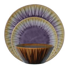 Fab.com | Cressa 12 Piece Set Purple
