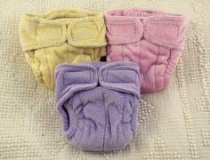 Plumpie Rumpie silicone diaper minky fleece 4 reborn baby doll kits!