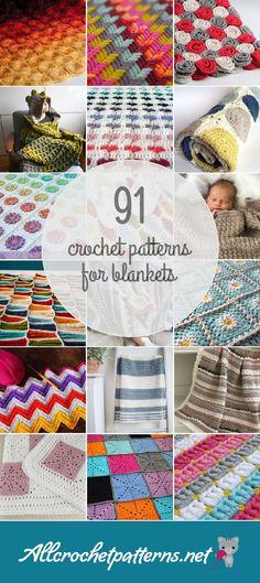 155 Blankets Crochet Patterns - Page 8 Crochet Home, Cute Crochet, Crochet Yarn, Crochet Stitches, Yarn Projects, Crochet Projects, Afghan Crochet Patterns, Crochet Afghans, Crochet Blankets