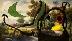Joan Miró, el nuevo inquilino del Paseo del Arte en Madrid