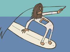 Allan Wrath - Artist/ Illustrator/Designer | SurfCareers