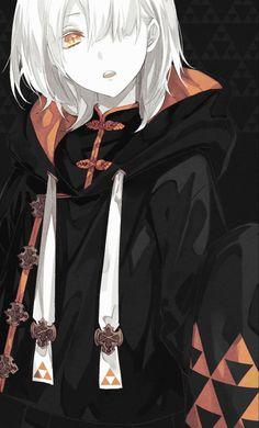 Cool Anime Girl, Beautiful Anime Girl, Cute Anime Guys, Kawaii Anime Girl, Anime Art Girl, Anime People, Anime Artwork, Dark Anime, Anime Demon