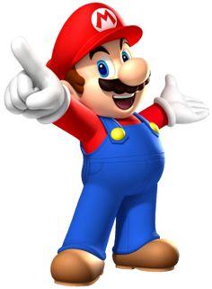 Mario and Luigi from the Super Mario series. Their artworks are from Mario Party Mario, Luigi and the Mario series © belong to Mario and Luigi
