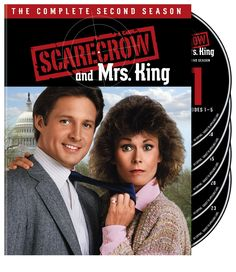 Warner Scarecrow and Mrs. King: The Complete Second Season