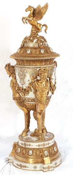 Amazing lidded urn More At FOSTERGINGER @ Pinterest