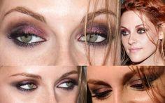 kristen stewart makeup | Kristen Stewart Smokey Morado | The Makeup Beast