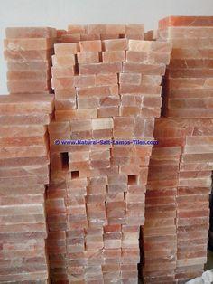 Himalayan salt Tiles manufacture & exporter-24 Himalayan Salt Cave, Spa Treatment Room, Salt Rock Lamp, Log Cabin Kits, Tile Manufacturers, Design Theory, Saunas, Wellness Center, Living Room