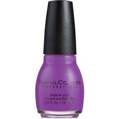 Sinful Colors Professional Nail Polish, Enchanted, 0.5 fl oz