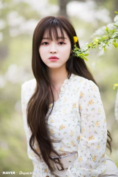 Oh My Girl YooA - 'The Fifth Season' promotion photoshoot by Naver x Dispatch. Kpop Girl Groups, Korean Girl Groups, Kpop Girls, Girl Next Door, Oh My Girl Yooa, Kpop Girl Bands, Girls Twitter, Ulzzang Korean Girl, Girl Wallpaper