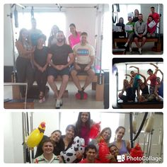 Nosso Professor Junior Excelentíssimo Profissional, na Turma 75 São Paulo - 2015 e seus alunos expressando e esbanjando felicidade no Curso de Pilates. Parabéns a todos os alunos. #thepilatesfisiofitness #pilates curso de pilates curso de pilates sp formação pilates