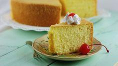 Natural Cooking Club | Sponge Cake Dasar