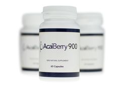 AcaiBerry 900 - Super Tabletki na Odchudzanie