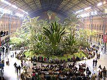 Estación de Atocha - Wikipedia, la enciclopedia libre