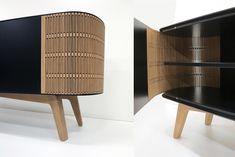 Best in design 2014 | Yookô Buffet Mr A-Linéa de Laurent Chabrier pour .RAD Product