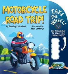 So you want to go on a motorcycle road trip to Sturgis this year. You've made all of the travel arrangements for the trip. Motorcycle Rain Suit, Motorcycle Tool Bag, Art Books For Kids, Travel Snacks, Travel Size Products, Trip Planning, Harley Davidson, Road Trip, Road Trips
