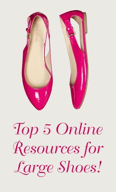 9e745cb3e46548 Top 5 Online Resources for Large Shoes! Look No Further. Large Womens  ShoesLarge Size ...