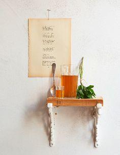 2 brackets & a book = shelf