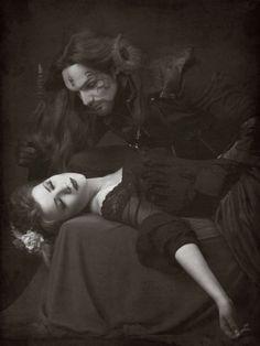 Persephone & Hades <3
