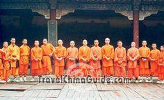 Shaolin Temple, TravelChinaGuide.com