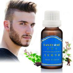 20ml Lanthome Hair Growth Serum Dense Hair Growth Essence For Hair, Eyelashes,Eyebrows and  Beard Growth