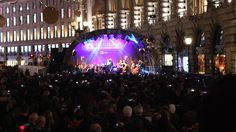 Thank you to everyone who joined us for the switch on of the #RegentStreet #Christmas Lights, we hope you all had a wonderful evening.