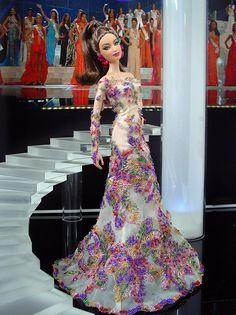 Miss-Nicaragua-2013 Barbie