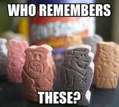 Things You Will Never Be Able To Forget Flintstones vitamins, I wonder if they had any vitamins in them! They sure tasted like candy to me!Flintstones vitamins, I wonder if they had any vitamins in them! They sure tasted like candy to me! 90s Childhood, My Childhood Memories, Sweet Memories, Childhood Games, School Memories, Oldies But Goodies, I Remember When, My Memory, Vintage Toys