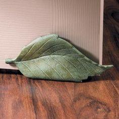 leaf door stop