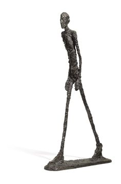 Nov 2013 -   a 1960 Alberto Giacometti sculpture was sold for £65 million ($104.3 million) at Sotheby's, setting a record price for a work of art at auction