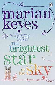 Marian Keyes Books, Books 2016, Beautiful Book Covers, Ebook Cover, Cool Lettering, Manga Covers, Star Sky, Inspirational Books, Bright Stars