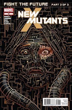 New Mutants 49 - John Tyler Christopher
