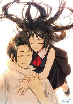 Hot Couples, Anime Couples, Aesthetic Anime, Anime Characters, Anime Art, Geek Stuff, Fan Art, Manga, Japan