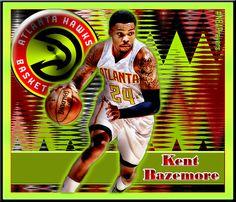 NBA Player Edit - Kent Bazemore